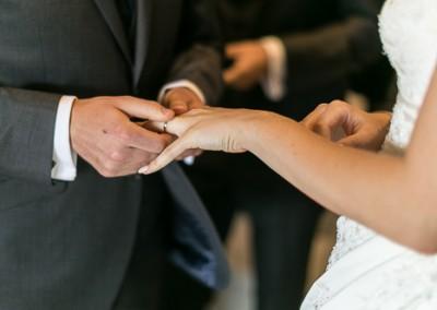 5. The ceremony